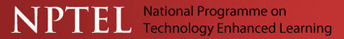 Related NPTEL video lectures - Welcome to Virtual Labs